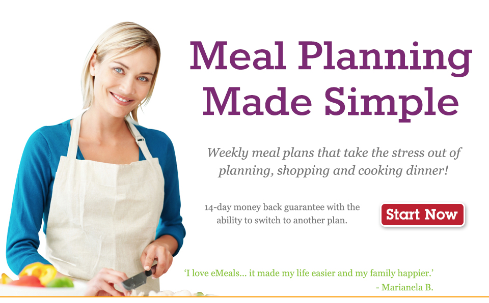 eMeals Planning Service Eases Dinnertime Stress For Busy Parents